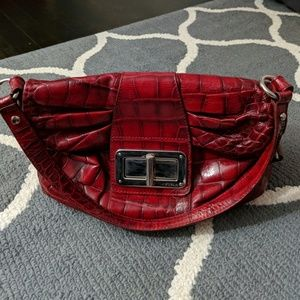 Furla Red Leather Purse
